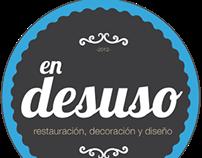 """Logotipo """"Tienda Decoración"""""""