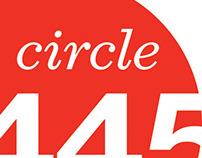 Circle 2445 Logo