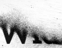 Un Millennium Campaign Typographic video