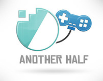 Another Half Games - Logo