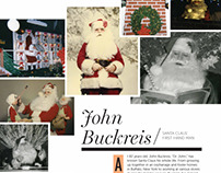 Buzz Section of Northern VA Magazine, December 2012