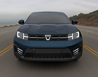 Dacia Logan Concept 2018