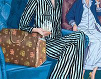 Fashion Pajama Party Debate - NY Times