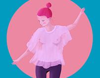 Dance - Ilustración