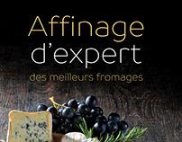 Catalogue fromages E.Leclerc.