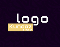Logo design & Typography &kunooz & Branding