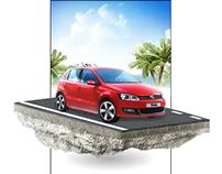 VW. Все дороги открыты с новым Volkswagen Polo.