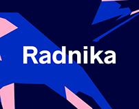 Radnika - Animated Typeface