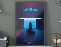 Affiche Willing