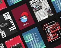 Car Posters - Vol. 1