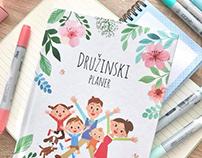 Planko - Family planner