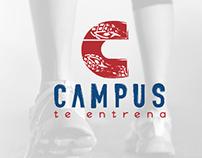 Campus Te Entrena - Logo & Brochure