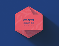 Corporate Identity - Source Stack