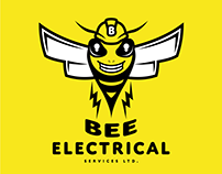Bee Electrical Brand Design