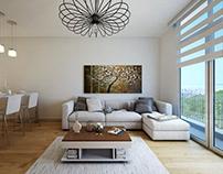 Interior Design & Render