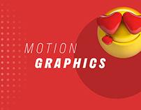 Motion Graphics | Vol. 01