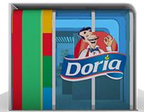 Stands Doria