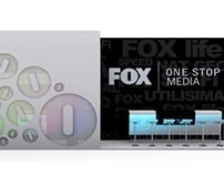diseño FOX one stop media