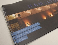Hamilton Airport Annual Report