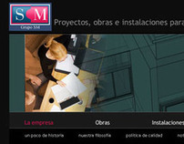 Grupo SM website