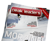 Peak Leaders Snowsport Brochure 2011