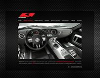 K1 / Web design / 2008