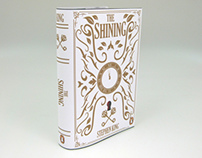 The Shining Special Edition Book Design
