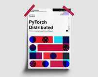PyTorch Distributed | poster & animation