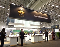 Rak Porcelain at Hostex South Africa 2014 | XZIBIT