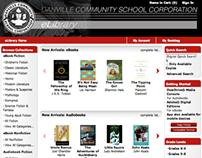 E-Library Website
