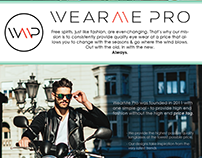 Freelance Web Ads (WearMe Pro)