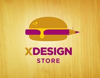 X-Design Store - Design de Marca