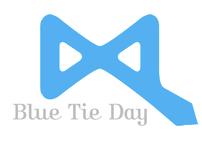Branding | Blue Tie Day