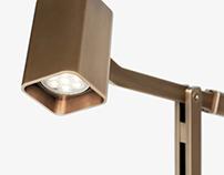 Oscar Lamp (HOLLY HUNT)