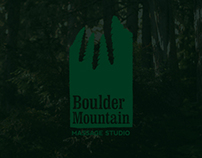 Boulder Mountain Massage Studio Logo