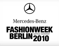 Mercedes Benz Fashion Week 2010 Showreel