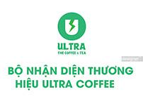 BỘ NHẬN DIỆN THƯƠNG HIỆU ULTRA COFFE