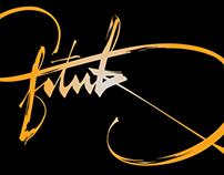 FRTNK Calligraphy