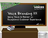 "GM Voices presents ""Voice Branding 101"""