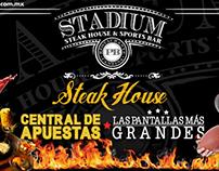 Anuncio Restaurante Stadium