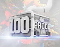RoyMeDoe | 100 Proof | Beat Tape Artwork