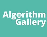 Algorithm Gallery