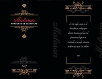 Concours de design Malesan