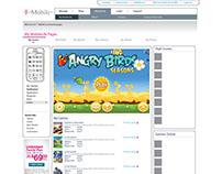 Concept: Interactive Store, social platform, game ctr