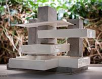 Ceramic & concrete sprouter