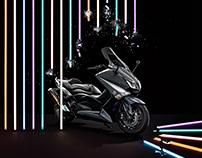 Yamaha Tmax Lux Max ABS