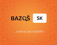Bazos.sk Redesign Concept