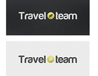 Logo travel team