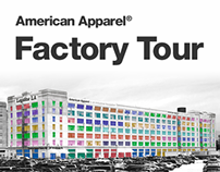 American Apparel Virtual Factory Tour