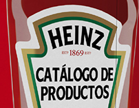Sales Folder. Heinz